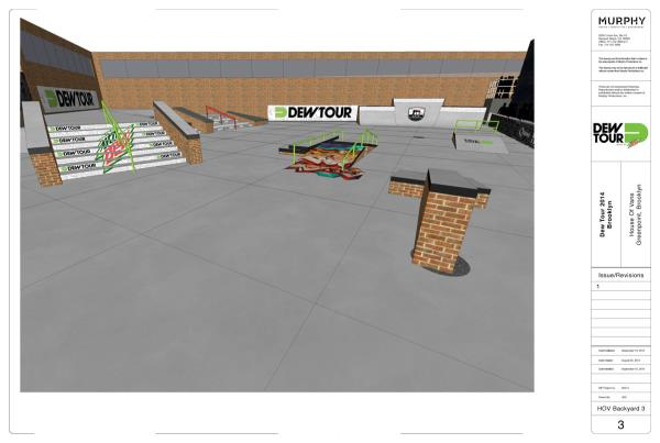 Dew Tour Brooklyn 2014 Street Course 3 of 4