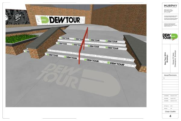 Dew Tour Brooklyn 2014 Street Course 4 of 4