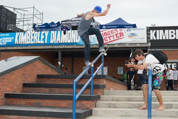 Ryan Decenzo Switch Noseblunt Slide