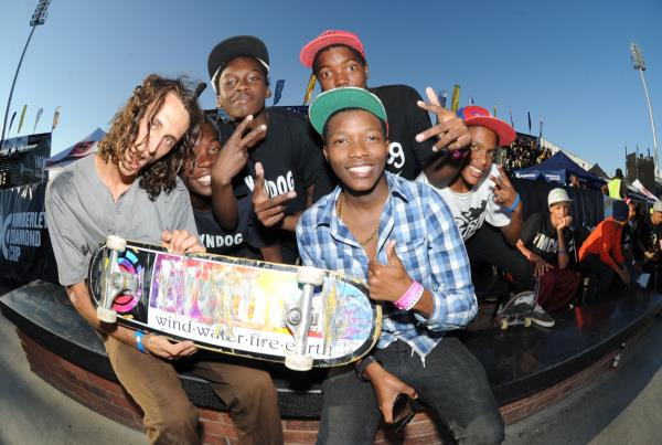 Evan Smith Fans in South Africa
