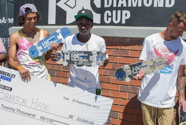 Braxton Hane Wins South African Am 2013