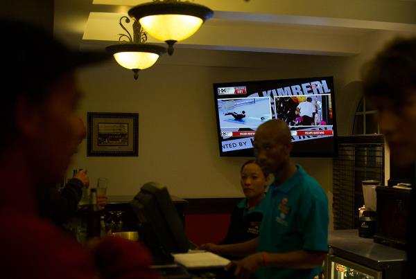 Kimberley Diamond Cup on Live TV
