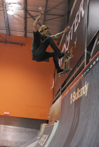 Chris Gregson Front Blunt at Am Getting Paid