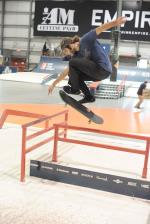 Jon Cosentino Hardflip at Am Getting Paid