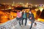 "The <a href=""http://instagram.com/boardrboys"">#BoardrBoys</a> on Pat Stiener's rooftop."