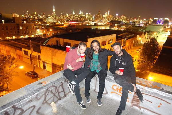 Pat Stiener's Rooftop at Dew Tour Brooklyn