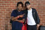 Jahmal and Eli.
