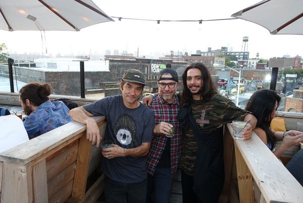 Rooftop Brooklyn Bar at Dew Tour