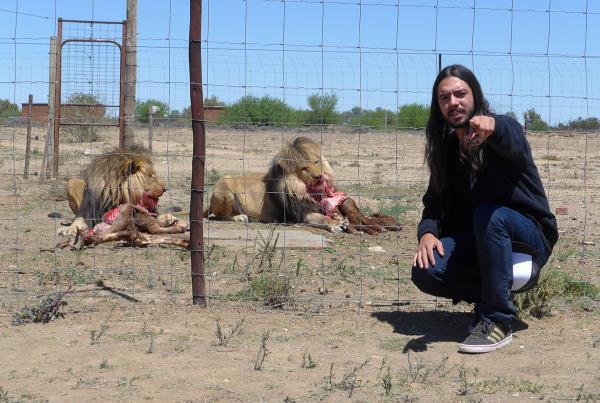 Hear Porpe Roar on South Africa Tourist Mission