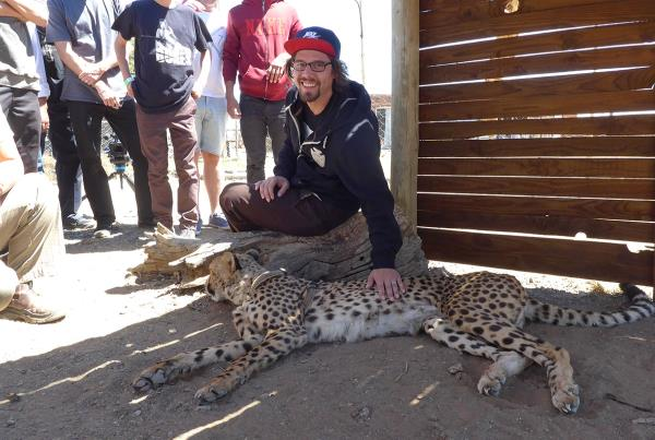 Justin Brock on South Africa Tourist Mission