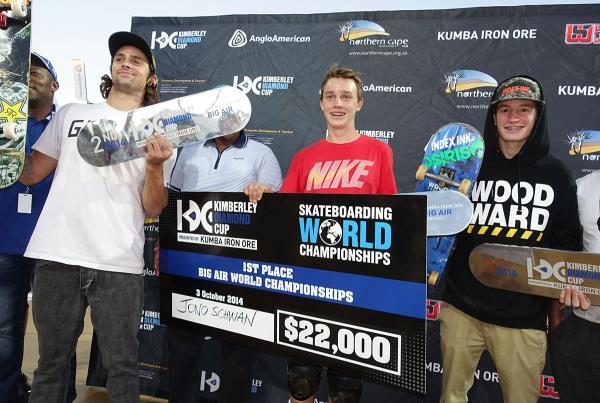 Jono Wins Mini Mega at Kimberley Diamond Cup