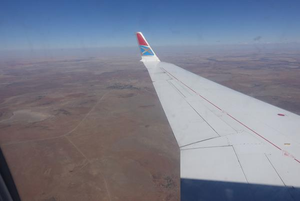 Flying at Kimberley Diamond Cup 2014