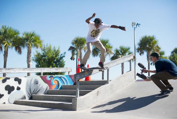 Keenan Willy Grind at Grind for Life Bradenton