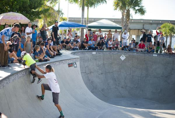 Scoop Me Outta the Bowl at Grind for Life Bradenton