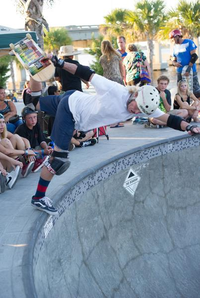 Backside Boneless at Grind for Life Bradenton