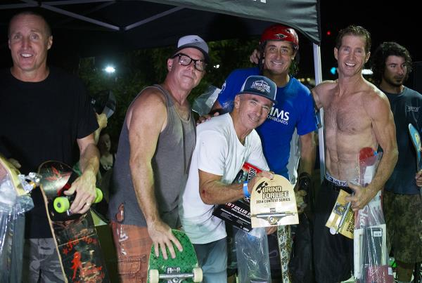 50 and Up Skateboarding at Grind for Life Bradenton