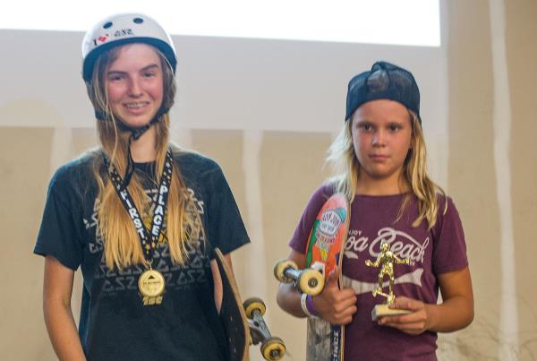 GFL Awards Winners Girls Street