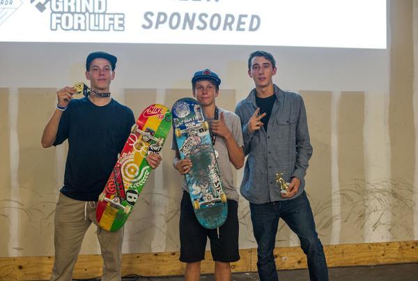 GFL Awards Winners Sponsored Street