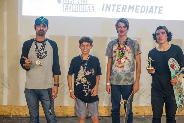 GFL Awards Winners Intermediate Bowl