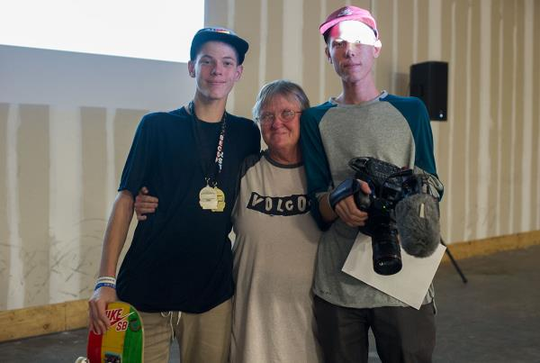 Grandma of the Year Awards at GFL