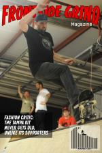 Kyle Randall on the Cover