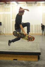 Alejandro - hefty hop.