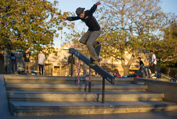 Vincent Nava Back Overcrook at The Boardr Am Los Angeles