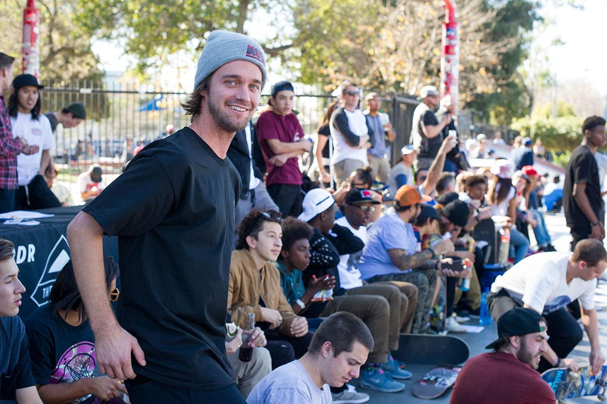 Matt Miller at The Boardr Am Los Angeles