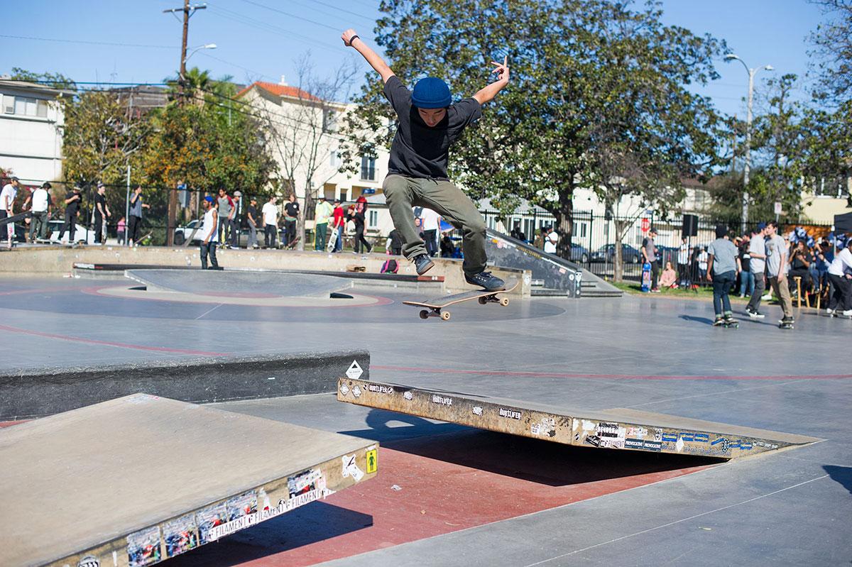 Katsuya Shiratori at The Boardr Am Los Angeles