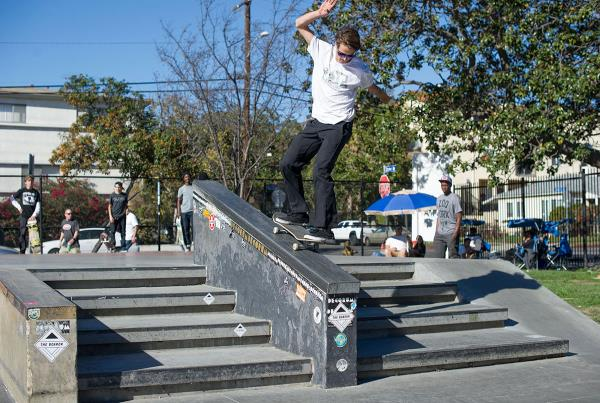Blake Carpenter Gonz at The Boardr Am Los Angeles