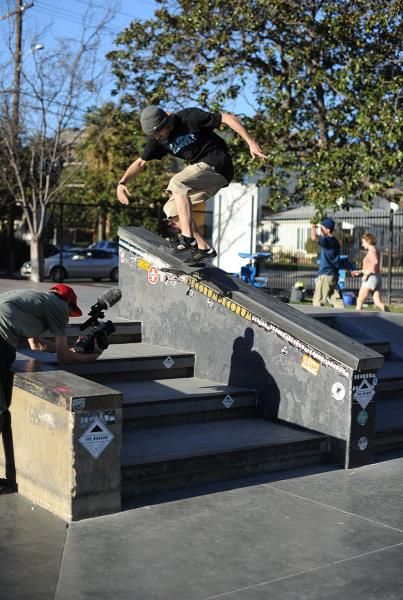 Brodie KFBSTS at The Boardr Am Los Angeles
