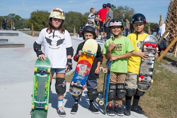 Grind for Life at Zephyrhills Skatepark