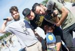 Body, Ryan, HiDefJoe, and Sam who won his own board from Skatepark of Tampa in the Best Trick.