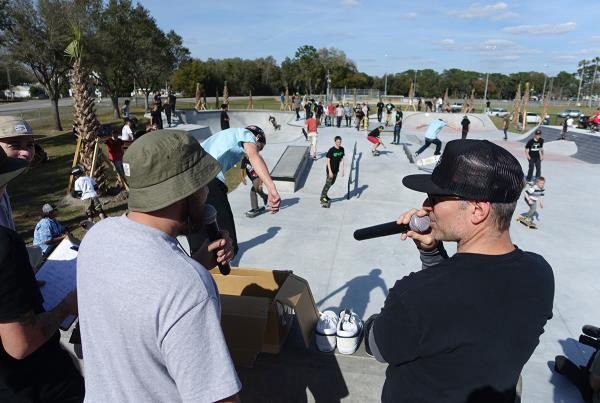The Boardr Skateboarding Events Listing