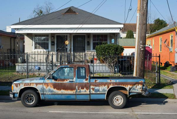 New Orleans Neighborhood Truck