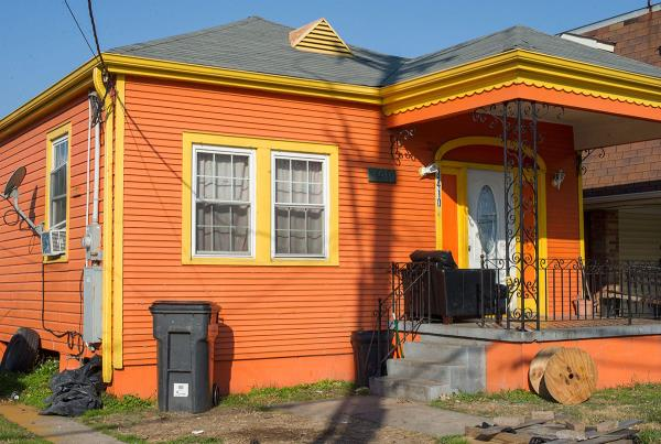 New Orleans Neighborhood Home