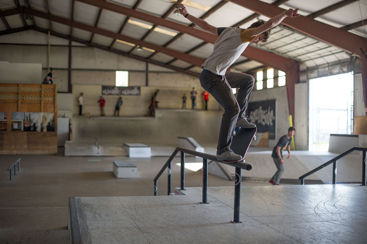 Tyler FSNG at The Boardr Am at Houston