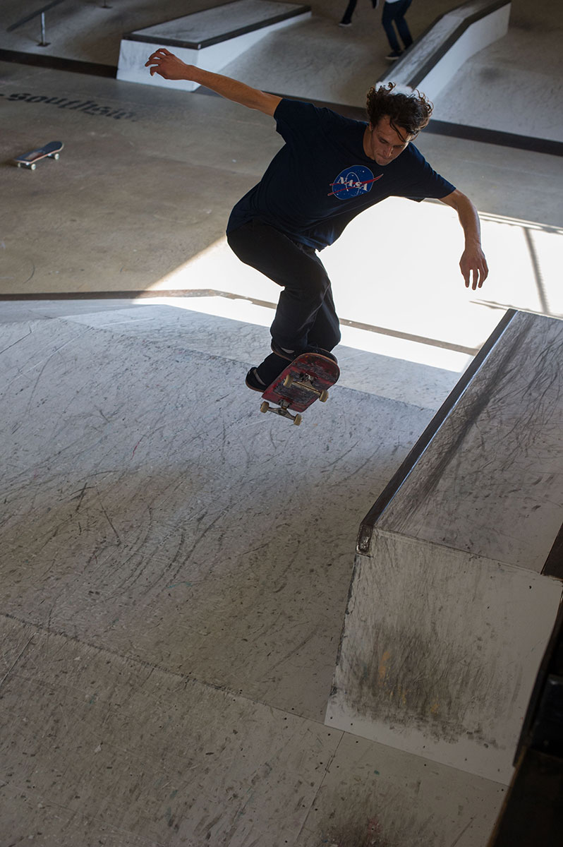 Evan Smith at The Boardr Am at Houston