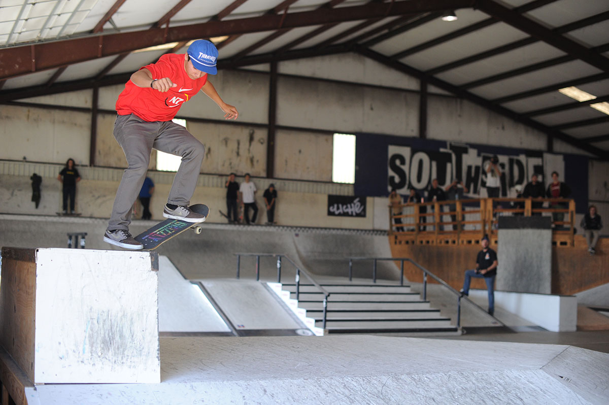 Crooks at The Boardr Am at Houston