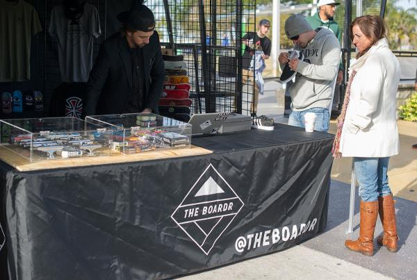 The Boardr Pop Up Store at Lakeland