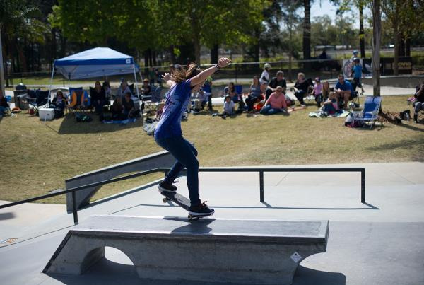Madysen Carrera Crooked Grind at GFL Lakeland