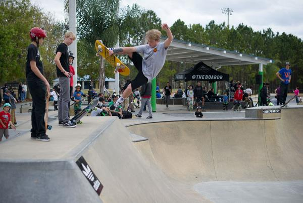 Jake Boneless at GFL Lakeland