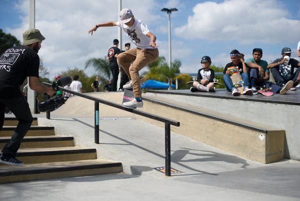 Marcos Montoya Front Crook at GFL Lakeland