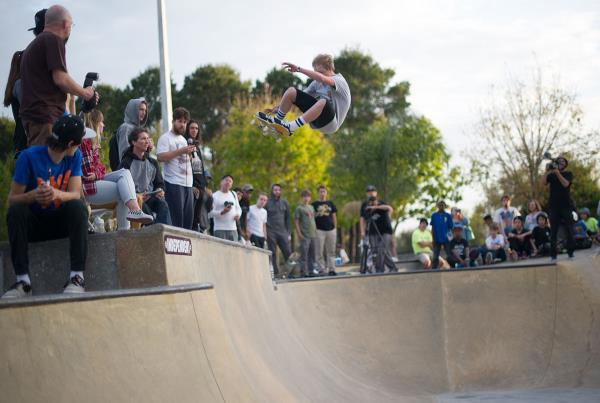 Jake FS Ollie at GFL Lakeland