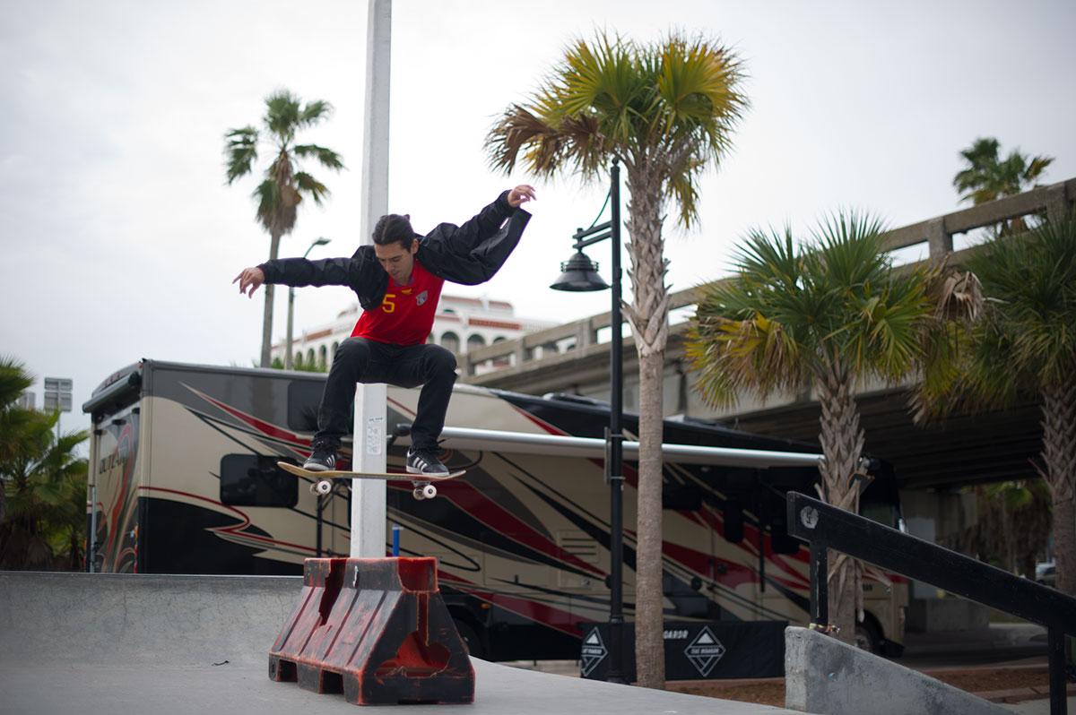 Jorge at The Boardr Am at Tampa Bay