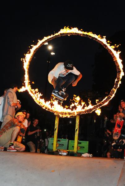 Diego Fiorese, Copenhagen Pro Ring of Fire