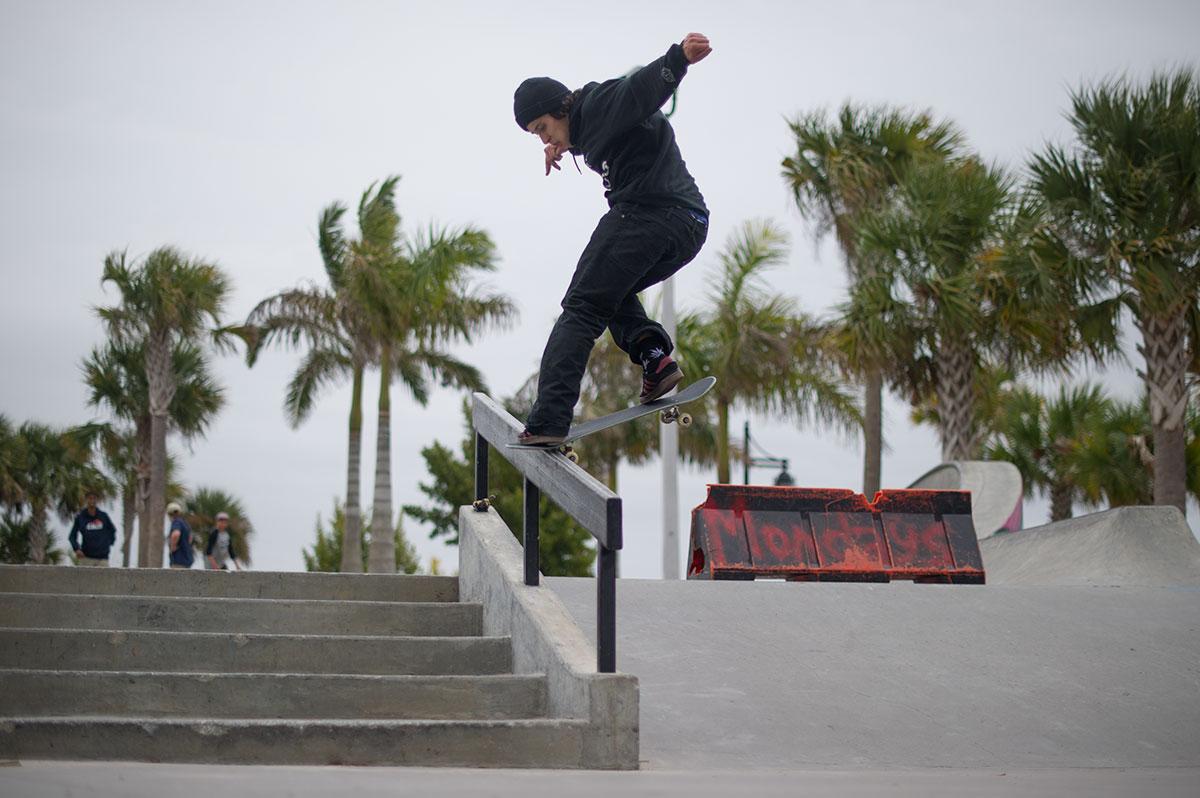 Iago FSNS at The Boardr Am at Tampa Bay