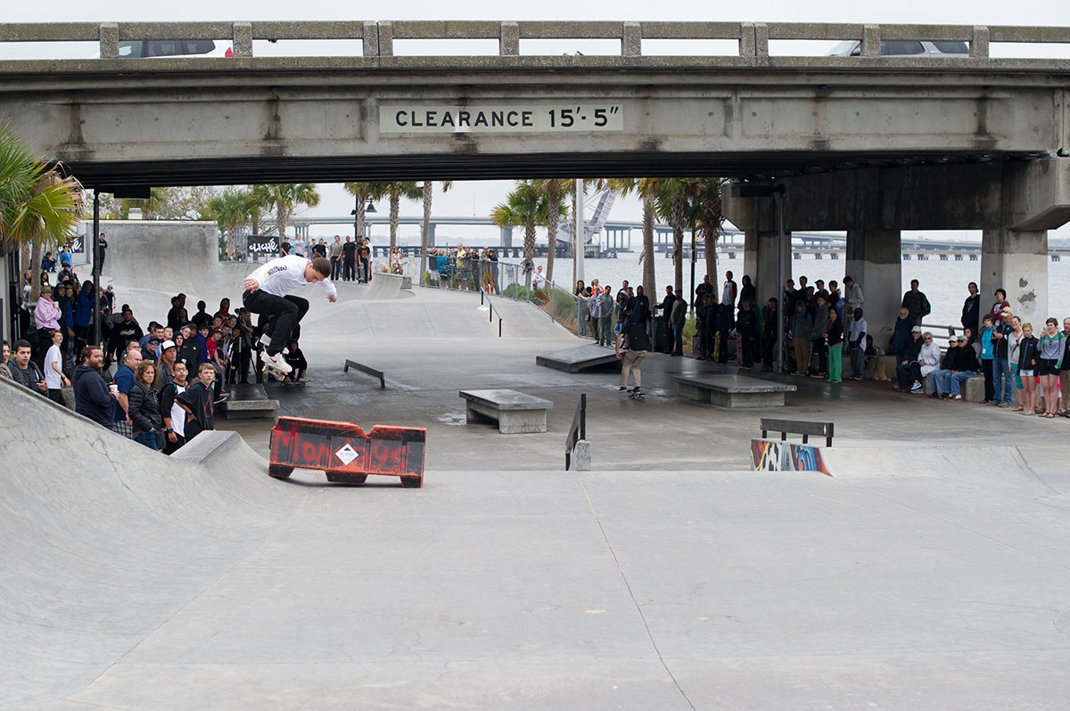 Jereme Knibbs at The Boardr Am at Tampa Bay
