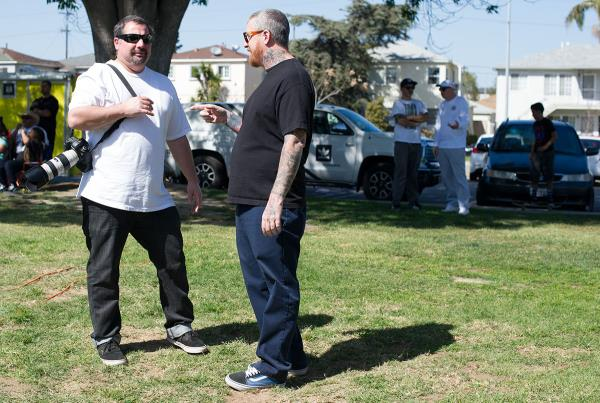 Heavy Industry Talk at adidas Skate Copa LA