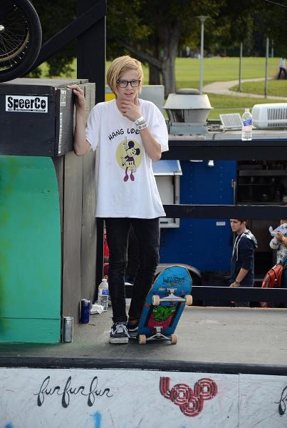Fun Fun Fun Fest 2013 Ryan Clements Son